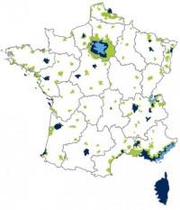 Aide demenagement mutation, zones géographiques mobilipass