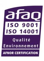 entreprise demenagement, certification iso
