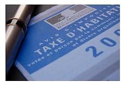 demenagement taxe habitation