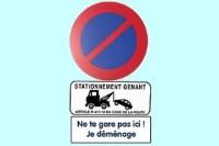 demande autorisation stationnement
