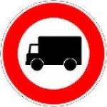Interdiction circulation, déménagement, période estivale, poids lourds