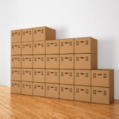 cartons demenagement empilables